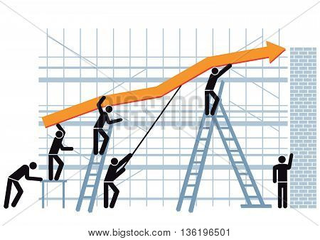 Record information, group personal, investment, appreciation, success,