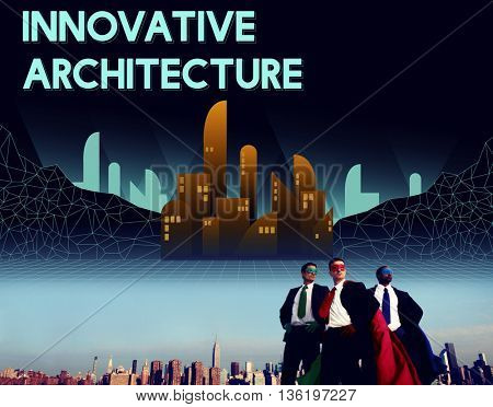 Innovate Innovative Architecture Skyscraper Structure Concept