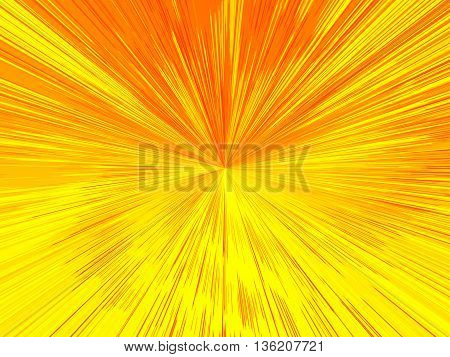 Abstract patterned background, hot-tone digital graphic resource