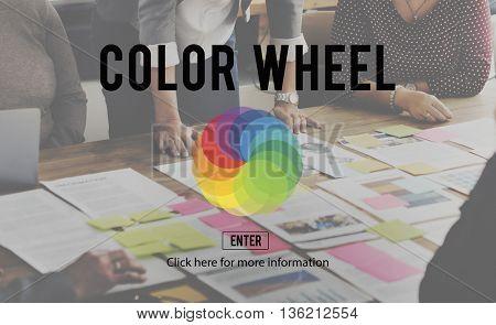 CMYK RGB Colour Color scheme Creativity Concept