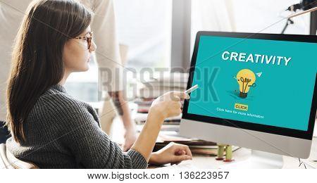 Creativity Ability Ideas Imagination Innovation Concept