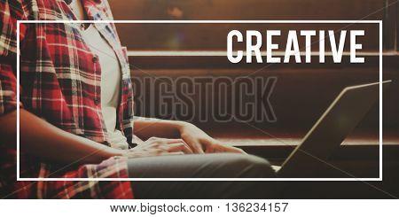Creative Design Imagination Casual Concept