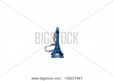 Souvenir Key chain Eiffel Tower , Eiffel Tower the Best Visit.