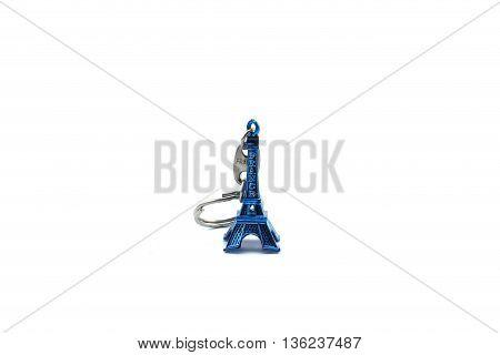 Souvenir Key chain Eiffel Tower , Eiffel Tower the Best Visit.