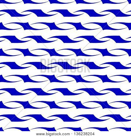 Wavy line seamless pattern. Fashion graphic background design. Modern stylish abstract texture.Colorful template for prints textiles wrapping wallpaper website etc. VECTOR illustratio