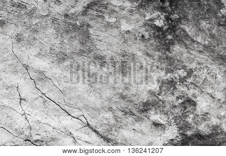 Black and white marble texture for design