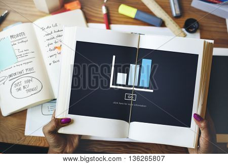 Graph Analysis Statistics Report Concept