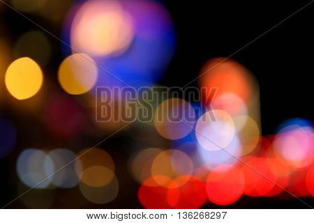 bokeh lights, blurred light effect or pattern.