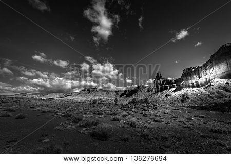 Chimney Rock Capitol Reef