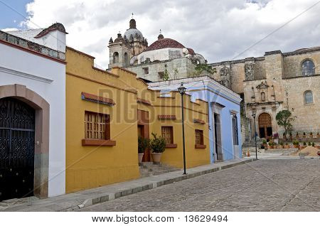 Historic Buildings, Mexico