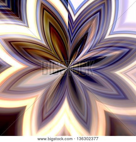 art abstract graphic spherical blurred colored background in white, blue and purple colors; geometric pattern