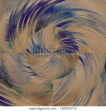 art abstract graphic spherical grunge colored background; geometric pattern