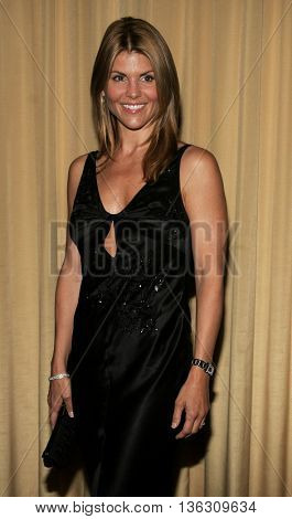 Lori Loughlin at the 10th Annual Prism Awards held at the Beverly Hills Hotel in Beverly Hills, USA on April 27, 2006.