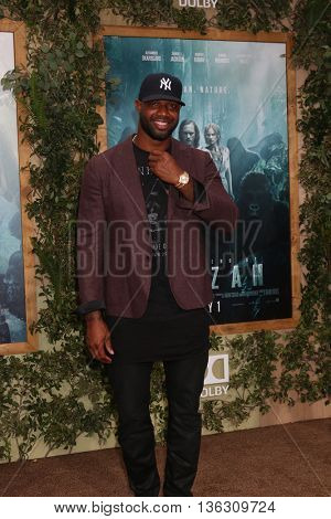 LOS ANGELES - JUN 27:  Marcedes Lewis at The Legend Of Tarzan Premiere at the Dolby Theater on June 27, 2016 in Los Angeles, CA
