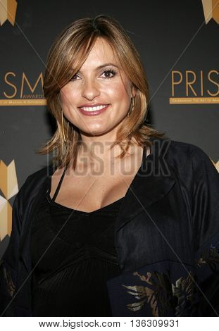 Mariska Hargitay at the 10th Annual Prism Awards held at the Beverly Hills Hotel in Beverly Hills, USA on April 27, 2006.
