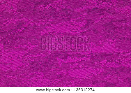 Pink material with abstract pattern, a background or texture