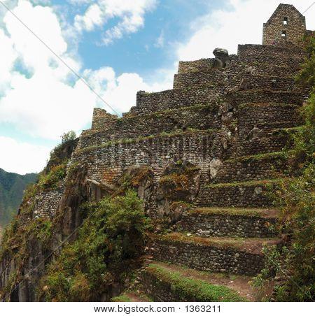Machu Picchu Panarama
