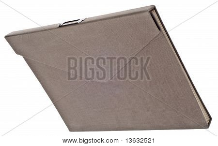 Brown File Binder Folder