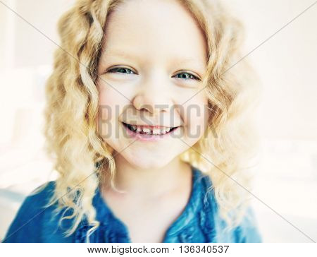 Charming child