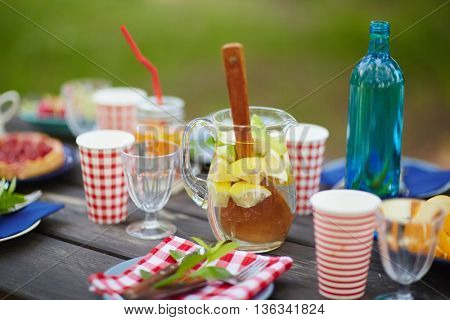 Food for picnic