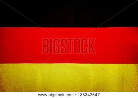 German flag, abstract grunge background, patriotic wallpaper
