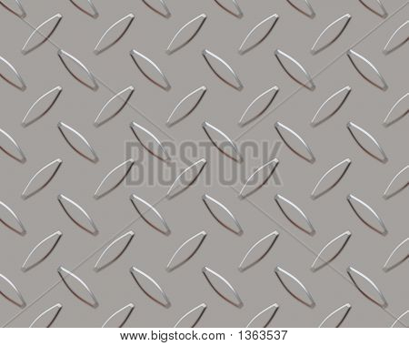 Diamond Plate Shallow