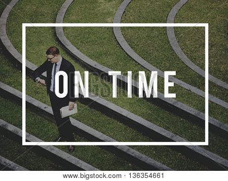 Time Business Meeting Appointment Work Concept
