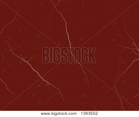 Abstract Marble Texture Dark Red  Fractured