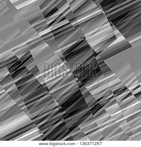 art abstract monochrome diagonal tiled graphic blurred black and white background
