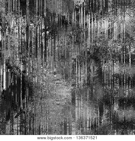 art abstract monochrome chaotic grunge graphic black and white background