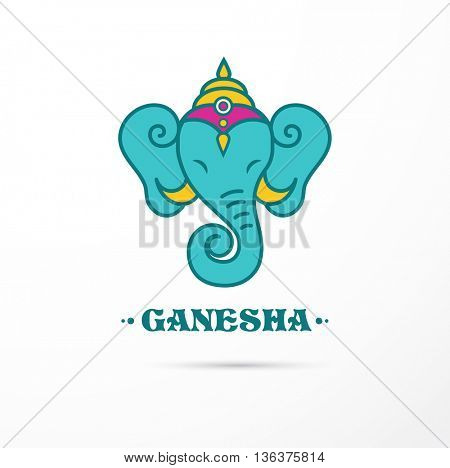 India - Ganesha Indian icon