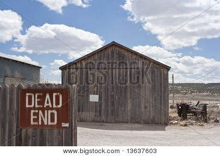 Dead End House