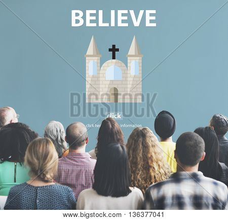 Believe Belief Faith Imagination Mystery Mindset Concept