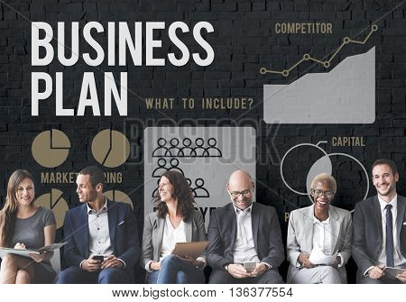 Business Plan Corporate Development Concept