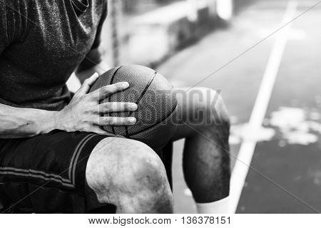 Basketball Sport Leisure Activity Recreational Pursuit Concept