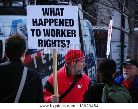 What Happened to Worker Rights?