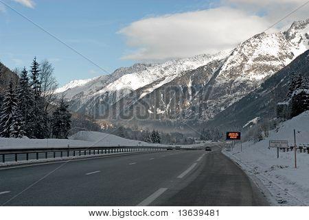 Alpine Motorway