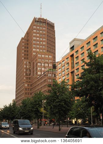 Kollhoff Tower In Berlin