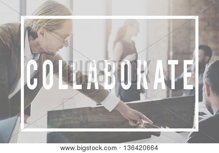Team up Motivation Motivate Teamwork Motivative Concept