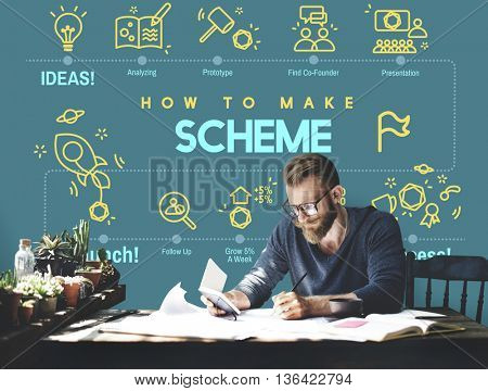 Scheme Project Sketch Strategy Layout Sketch Concept