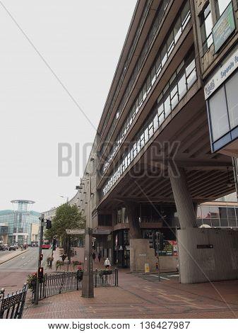Ringway Building In Birmingham