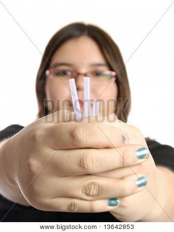 Drawing Straws