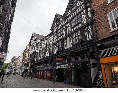 Rows In Chester