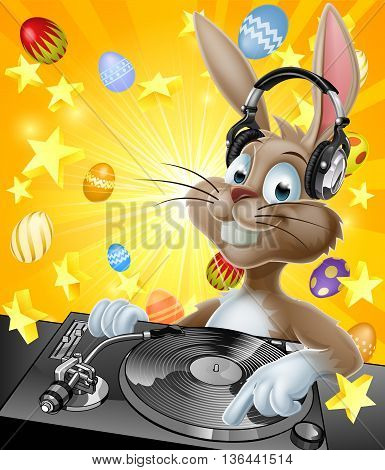 Easter Bunny Dj