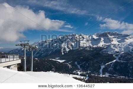 Ski Resort Madonna