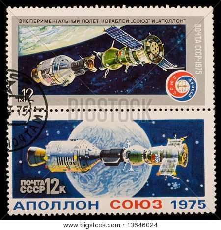 Apollo Soyuz Space Test Project