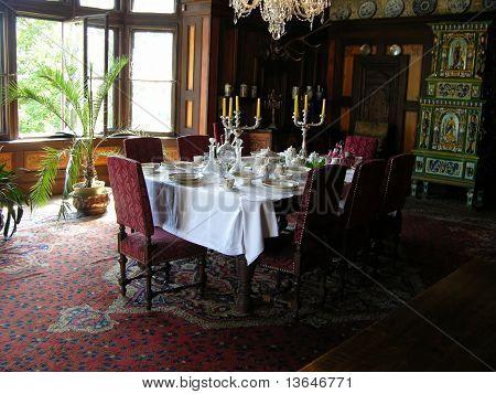 Nineteenth century salon