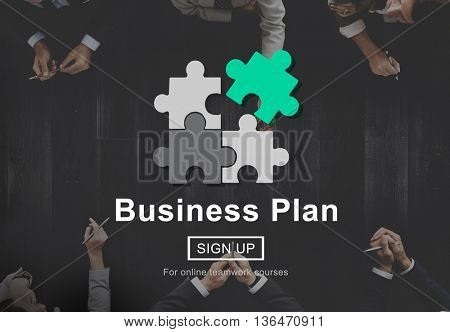 Business Plan Organization Goals Mission Objective Concept