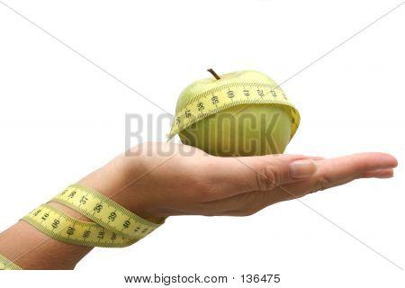 Diät-Hand