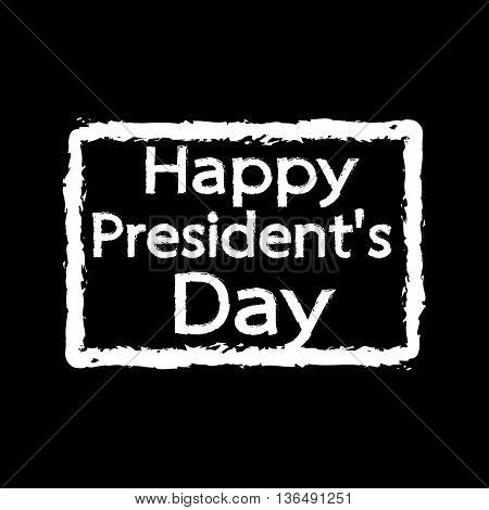 an images of Presidents Day Icon Illustration design